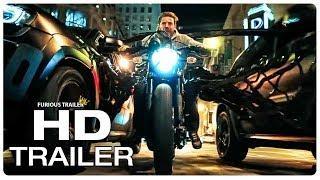 VENOM Bike Chase Scene Trailer (NEW 2018) Spider-Man Spin-Off Superhero Movie HD