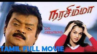 Narasimha - Captain Vijayakanth Full Movie Tamil