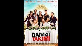 Damat Takımı - Yerli Komik Türk Komedi Filmi Full Tek Parça HD 2018