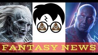 Harry Potter Poo, Dune Casting, Game of Thrones Casting - FANTASY NEWS!