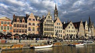 Historic Ghent, Belgium in 4K Ultra HD