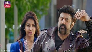 Shriya Saran & Balakrishna Super Hit Comedy Scene | Telugu Movies | Mana Cinemalu