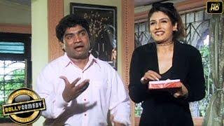 Comedy Scenes | Hindi Comedy Movies | Johnny Lever Is Confused | Hindi Movies