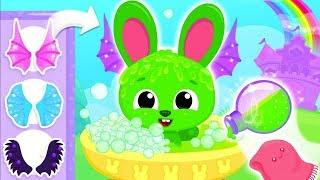 Cute & Tiny Magic Makeover - Fantasy Makeover & Pet Care Games For Toddlers - Cute & Tiny Baby Games