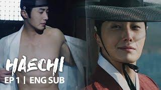 Jung Il Woo is Still Cool.... [Haechi Ep 1]
