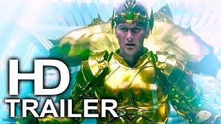 AQUAMAN Ocean Master Vs Aquaman Trailer NEW (2018) Superhero Movie HD