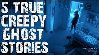 5 TRUE Terrifying Paranormal & Ghost Stories To Creep You Out! | (Scary Stories)