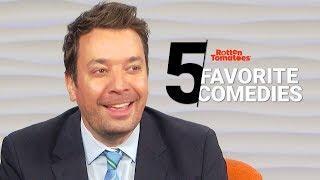 Jimmy Fallon's Five Favorite Comedy Films | Rotten Tomatoes