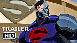 REIGN OF THE SUPERMEN Official Trailer (2019) Superman DC Superhero Movie