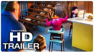 INCREDIBLES 2 Devil Jack Jack Trailer (NEW 2018) Superhero Movie HD