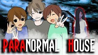 Scary Story Paranormal House Animated In Hindi