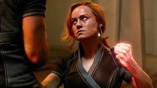 CAPTAIN MARVEL Official Trailer 3 (2019) - Brie Larson, Jude Law Superhero Movie