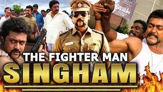 The Fighterman Singham (Singam) Hindi Dubbed Full Movie | Suriya, Anushka Shetty, Prakash Raj