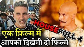 Housefull 4 : Two Movie's Fun in One Movie Akshay Kumar Best Comedy Film