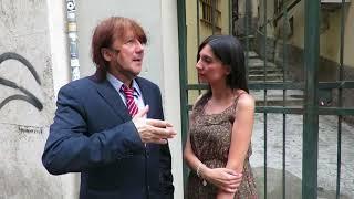 """Film (spezzone) """"MARE DI GENOVA, MARE DI NAPOLI' """"con Angelo Spaggiari (Perseo Miranda)."""