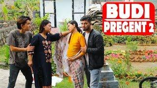 Budi pregnant 2|Buda Vs Budi |Nepali Comedy Short Film| SNS Entertainment