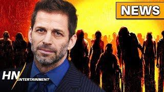 Netflix Teaming with Zack Snyder for Zombie film Army of the Dead