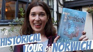 A Historical Tour of Norwich | #BookBreak