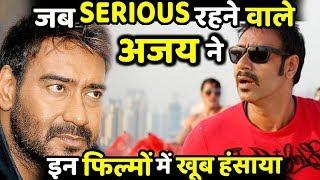 Ajay Devgn Best and Amazing Comedy Films
