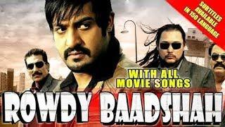 Baadshah 2015 Full Hindi Dubbed Movie | Jr NTR, Kajal Aggarwal, Brahmanandam | Action Ka Baap |