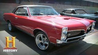 Counting Cars: A GTO Catches Danny's Eye (Season 7, Episode 5)   History