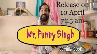 Mr.Funny Singh - Teaser New Short Comedy Film - Coming Soon - PMC COMEDY TV
