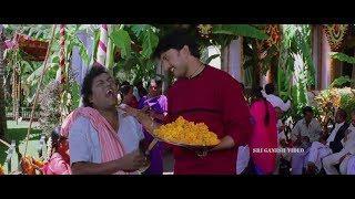 Mad Sadhu Kokila and Sudeep Comedy | Kannada Comedy Scenes | Chandu Movie Scene 06