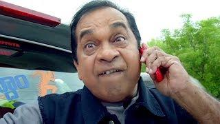 South Indian Movie Best Comedy Scene By Brahmanandam In Hindi | Ek Khiladi