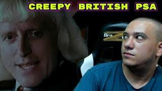 Alex Reacts - Scary 1970s British Public Information Films