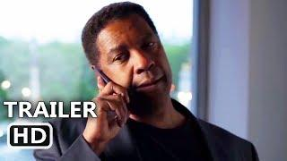 THE EQUALIZER 2 New Trailer (2018) Denzel Washington, Action Movie HD