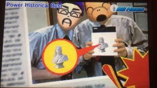 Tomodachi Life - Mii News - Power Historical Bust