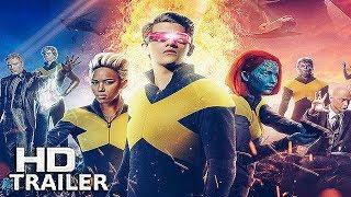 X-Men: Dark Phoenix Teaser Trailer (2019) James McAvoy, Sophie Turner Marvel Movie Concept HD