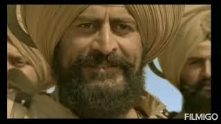 Historical Story of those 21 Bravehearts Sikh soldiers of 36thRegiment//Against//12,000Afghans//VDO