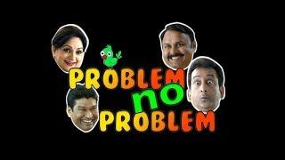 PROBLEM NO PROBLEM | EPISODE 03 | Best Hindi comedy web series 2018 | Apeksha Film