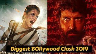 04 Biggest Upcoming Bollywood Movies Clashes 2019 with Cast and Release Date
