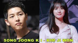 Song Joong Ki And Kim Ji Won Again Meets In Historical Fantasy Drama