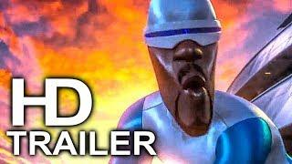 INCREDIBLES 2 Trailer #4 NEW (2018) Superhero Movie HD