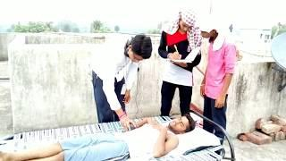 Run movie Funny 2018 video spoof comedy by Dhanbad Comedy