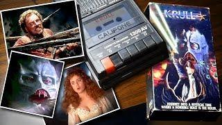 KRULL (1983) Fantasy Sci-Fi Movie Review VHS