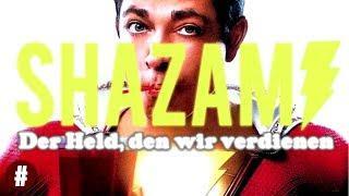 SHAZAM! – Der perfekte Superhelden-Film?    NerdZone