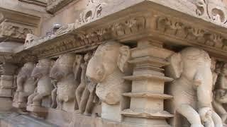 Rare Vigrahas of Historical Khajuraho Temple