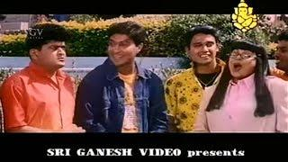 Yen Porkis Hudugirage Biscuit | Umashree | Mandya Ramesh | Kannada Comedy Scenes