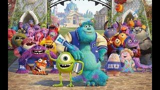 Monster University Full Movie in English - Disney Animation Movie HD