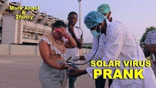 SOLAR VIRUS PRANK With Mark Angel And Zfancy (Mark Angel Comedy)