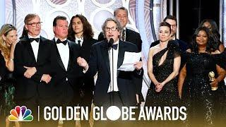 """Green Book"" Wins Best Motion Picture, Musical or Comedy - 2019 Golden Globes (Highlight)"
