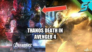 Thanos Will Die In Avengers 4 ft:SuperHero Clix | SuperZone