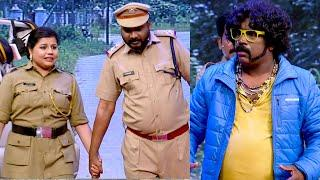 #Thakarppan Comedy l Fun filled mass counters...l MazhavilManorama
