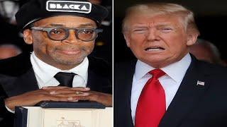 Spike Lee Unloads On 'Agent Orange' Donald Trump: 'He's A Man Of Hate, Violence'