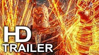 AVENGERS INFINITY WAR Extended Edition Trailer Blu Ray Release (2018) Superhero Movie HD