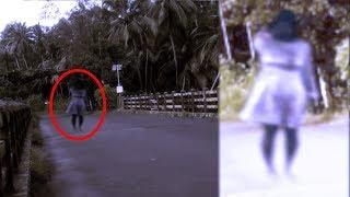 10 Paranormal Activity Caught On Camera | Scary Videos